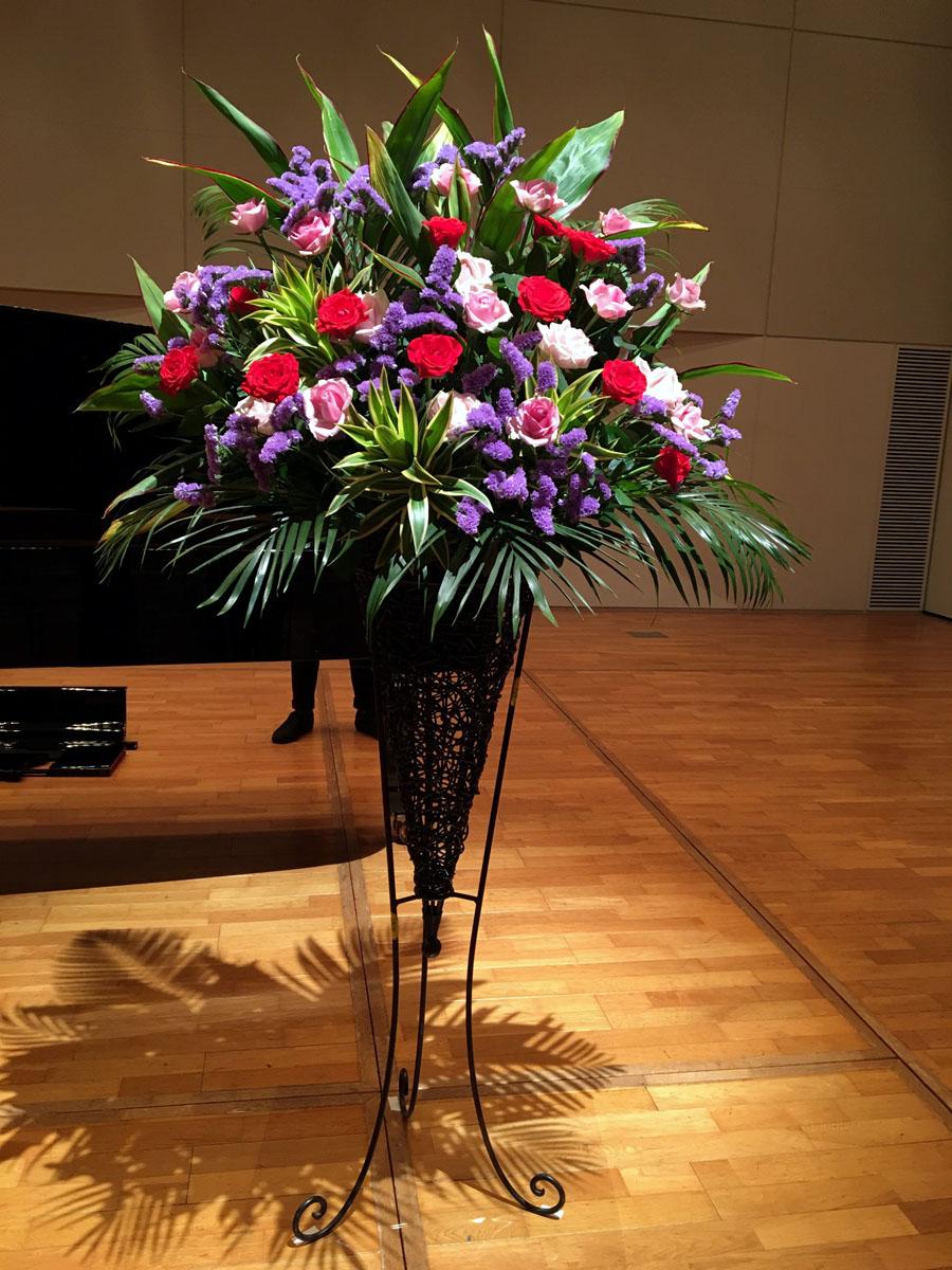 御祝い用スタンド花